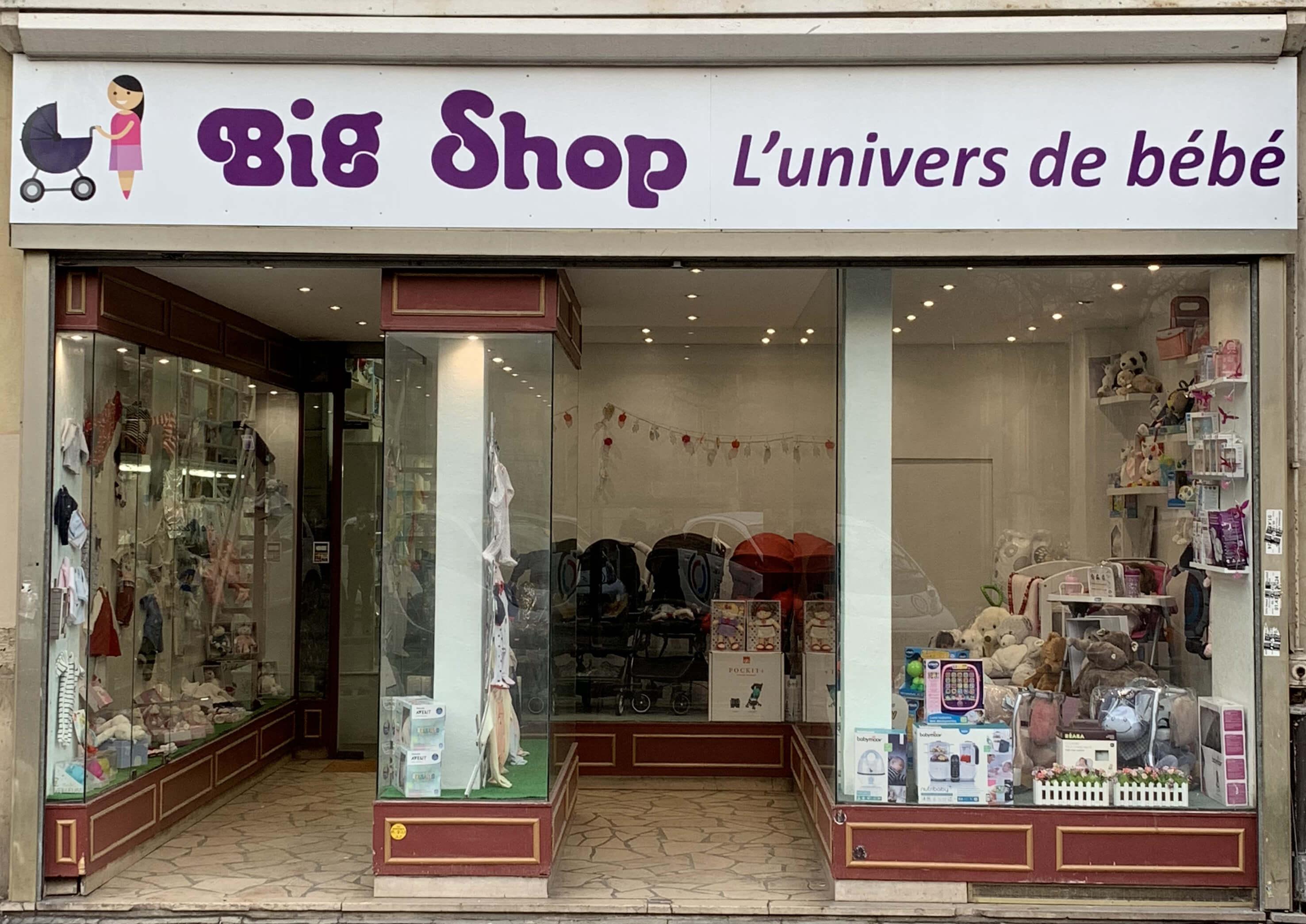 Big Shop Paris
