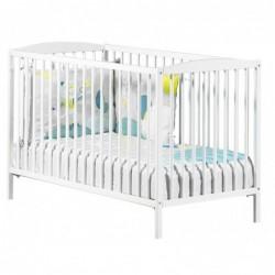 Lit bébé à barreaux 60x120...