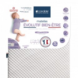 Matelas bebe Evolutif Bien...