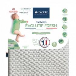 Matelas bebe Evolutif Fresh...