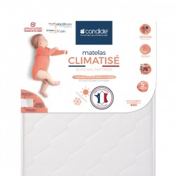 Matelas bebe Climatise Candide