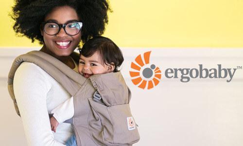 Porte-bébés de Ergobaby pas cher chez Big Shop Paris