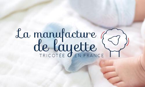 Brassières, combinaisons, chaussons, bonnets 100% tricotés en France de MLT à bas prix chez Big Shop Paris