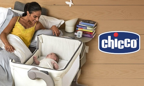 Découvrez les produits de Chicco pas cher: berceau cododo next2me, porte-bébés, poussettes, sièges auto, chaises hautes