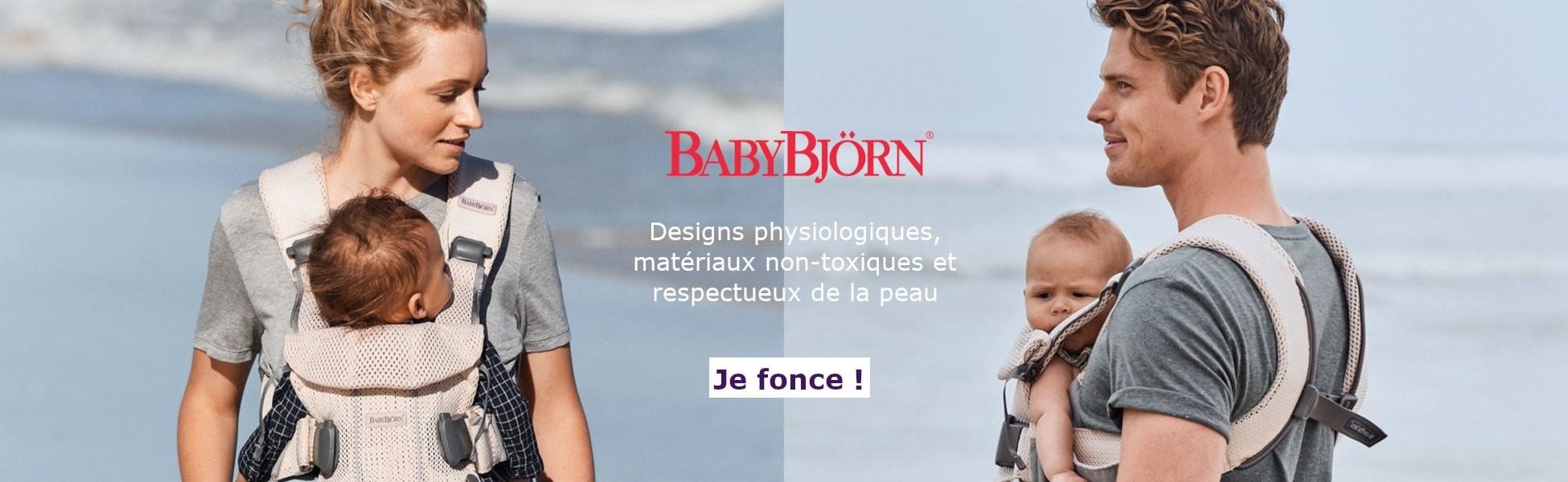 porte-bébé mini one airBabybjorn